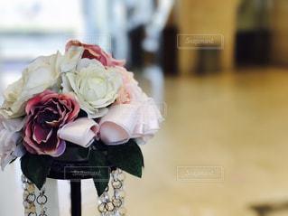 薔薇の花束の写真・画像素材[1885690]