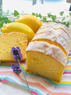 レモンケーキの写真・画像素材[3197802]