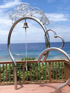 青い海,ハート,南の島,愛の鐘