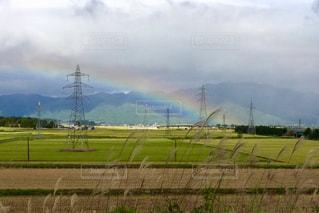 田舎の風景の写真・画像素材[2510811]
