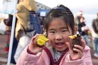 焼き芋の写真・画像素材[2670557]