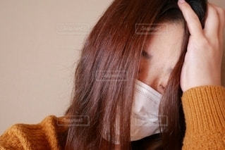 体調不良の写真・画像素材[2673308]