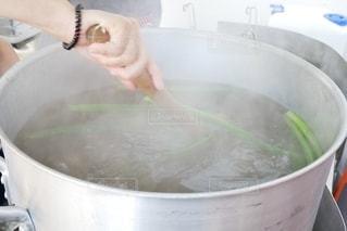 佐野ラーメンスープの写真・画像素材[2683282]