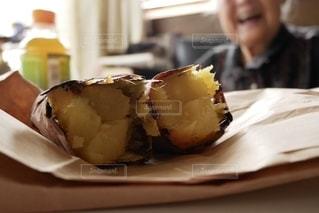 焼き芋の写真・画像素材[2700401]