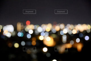 宇都宮の夜の写真・画像素材[2808510]