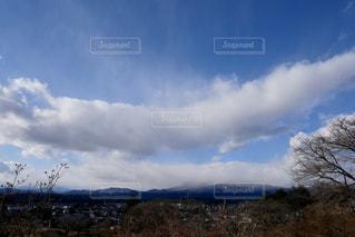 丘の上からの写真・画像素材[2832053]