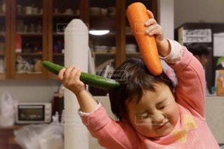 野菜のつのの写真・画像素材[2845115]