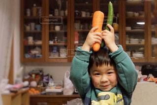 野菜のつのの写真・画像素材[2845116]