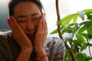 笑顔の女性の写真・画像素材[2916230]