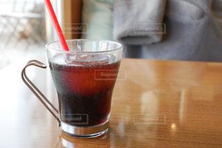 アイスコーヒーの写真・画像素材[2916735]
