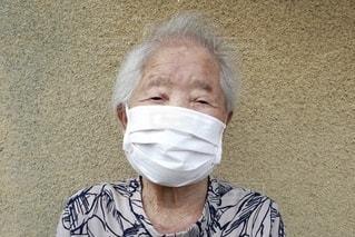 マスクをしている人の写真・画像素材[3541397]