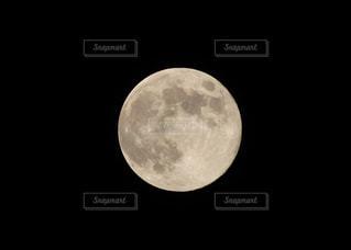 夜,屋外,満月,ミルクティ色,ピンクムーン