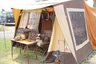 キャンプ♪の写真・画像素材[2367070]