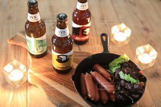 クラフトビールのある週末の写真・画像素材[2821983]