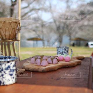 桜餅の写真・画像素材[2996495]