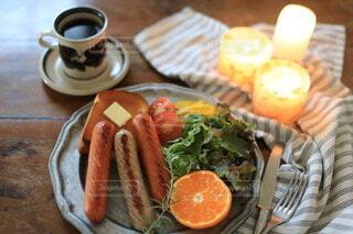 コーヒー,朝食,ランチ,美味しい,おうちカフェ,Snapmart,ソーセージ,ブランチ,ジョンソンヴィル