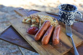 朝食,ランチ,キャンプ,おうちカフェ,Snapmart,ソーセージ,ブランチ,夕飯,PR,キャンプご飯,ジョンソンヴィル