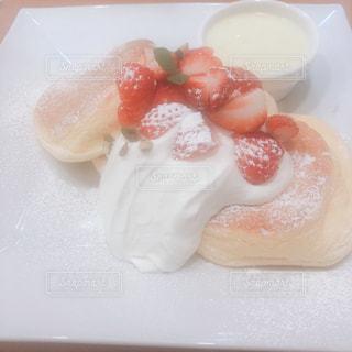 パンケーキの写真・画像素材[1999802]