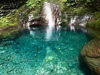 水の体の写真・画像素材[4734150]
