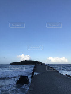 島、空、海の写真・画像素材[1945849]