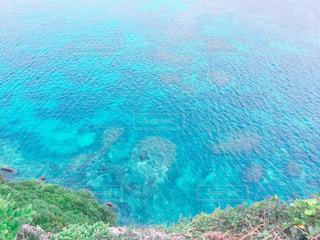 宮古島ブルーの写真・画像素材[2339246]