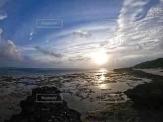 島の空の写真・画像素材[2877943]