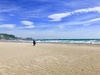 晴天の浜辺の写真・画像素材[2329844]