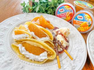 食べ物,朝食,テーブル,皿,おいしい,ファストフード
