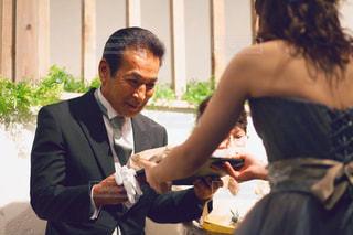 結婚式の写真・画像素材[2182023]