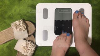体重計の写真・画像素材[2321376]