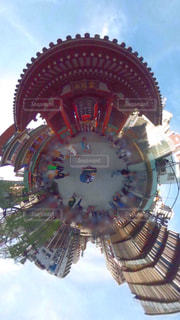 雷門の写真・画像素材[564379]