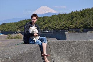 静岡県の海での写真・画像素材[2008735]