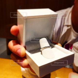 指輪の写真・画像素材[387959]