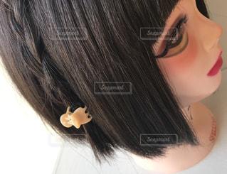 髪,茶色,人形,マネキン,ショートヘア,三つ編み,ベージュ,ブラウン,ヘアアレンジ,ショートボブ,ヘアピン,クリップ,みつあみ,ヘアカット,ピン留め,お人形,ヘアクリップ,ピン,ミルクティー色,ブラウンメイク,お人形さん,フェイスマネキン