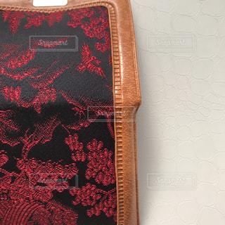 赤,黒,茶色,レトロ,昭和,ブラウン,レッド,刺繍,ビンテージ,財布,ブラック,お財布,小銭入れ,折りたたみ財布,ミニ財布,折り畳み財布,おりたたみ財布