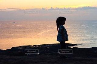 夕景の写真・画像素材[3400863]