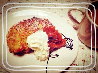 おうちカフェ(*´ㅈ`*)♪の写真・画像素材[1991386]