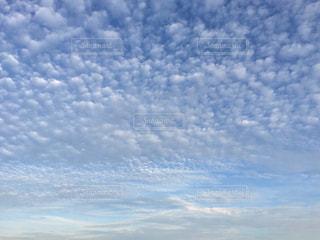 空 青空 雲の写真・画像素材[1991640]