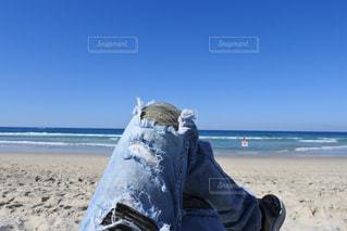 自然,風景,海,ビーチ,晴れ,散歩,水面,浜辺,旅行,お出かけ,休暇