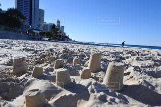 自然,風景,海,ビーチ,晴れ,晴天,散歩,水面,浜辺,旅行,砂遊び,お出かけ,休暇