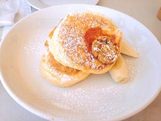 カフェ,パンケーキ,朝食,東京,朝,朝ごはん,ミルクティー色
