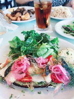 ランチ,新宿,ピンク色,鯖,pink,GARDENHOUSE,鯖サンド,ガーデンハウス