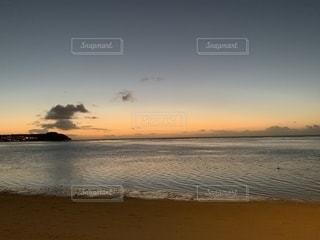 空と海の写真・画像素材[1954995]