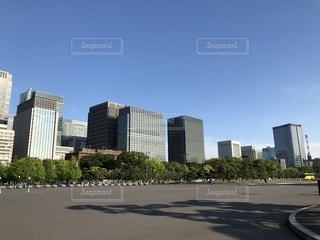 公園,建物,屋外,散歩,高層ビル,広場,町,都市の景観