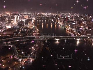 ☆☆北陸の夜景☆☆の写真・画像素材[1947375]