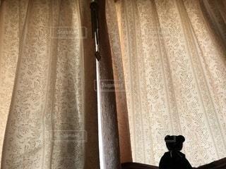 インテリア,部屋,カーテン,ベージュ,ミルクティー色