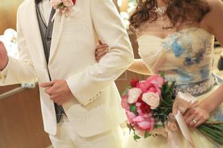 結婚式の写真・画像素材[1997851]