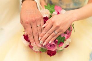 結婚式の写真・画像素材[2000756]