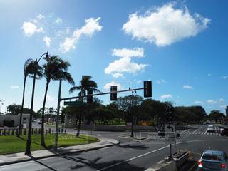 ハワイの空の写真・画像素材[2009089]