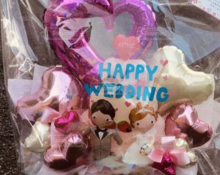 アート,結婚式,風船,可愛い,お祝い,バルーン